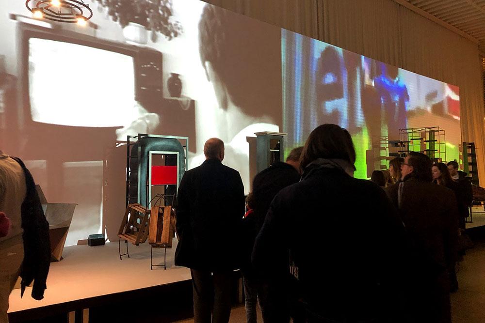 Design Group Pentagon Vernissage